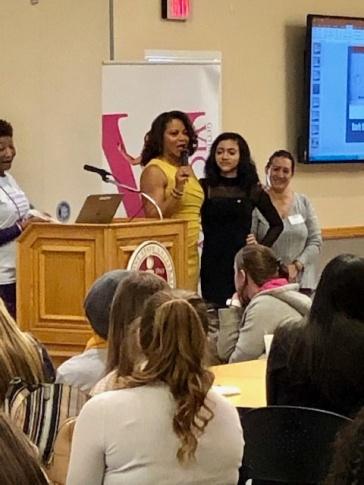 Fairmont State International Women's Day 2019